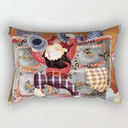 O Trasno Rectangular Pillow