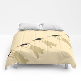 Camel caravan Comforters