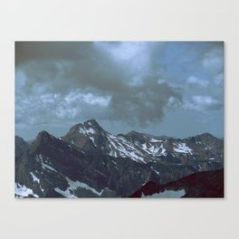 The Roof of Austria Canvas Print