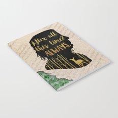 Snape - Always Notebook