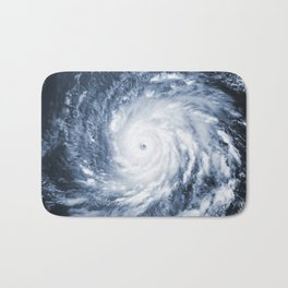 Hurricane Igor Bath Mat