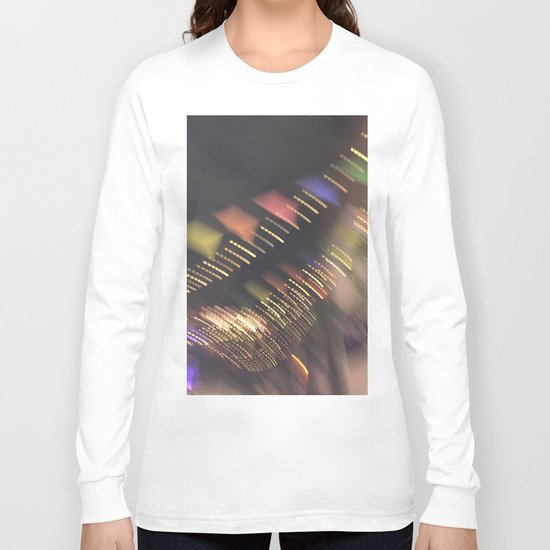Lights and Pennants Long Sleeve T-shirt