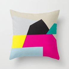 Landscape study 02. Throw Pillow