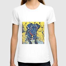 Pop Art Jack Russell T-shirt