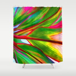 Ti Leaf Special Order Shower Curtain