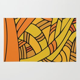 Long and Winding Road Rug