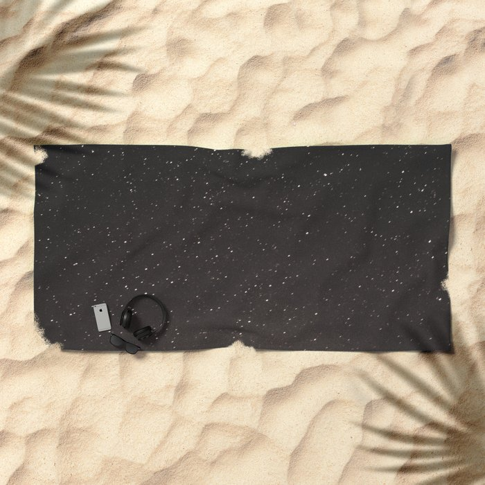 Starry Summer Night in Arizona Beach Towel