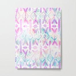 Amelie {Pattern 6A} Metal Print