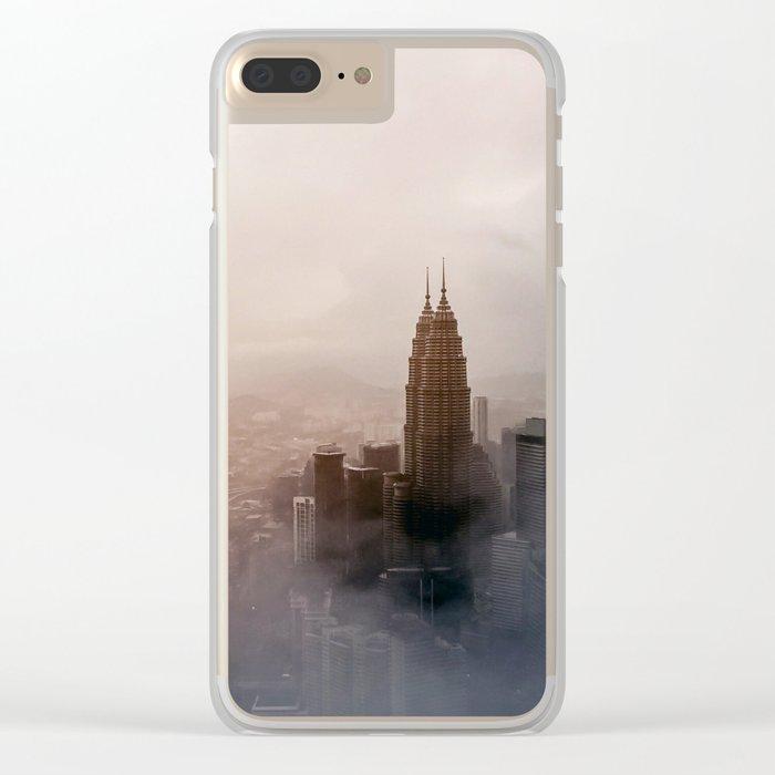 Kuala Lumpur - Malaysia Clear iPhone Case
