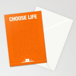 Choose Life Stationery Cards