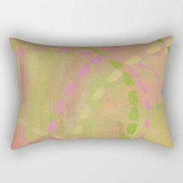 Improvisation 47 Rectangular Pillow