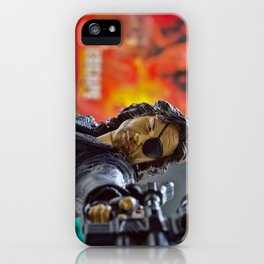 Escape from L.A. iPhone Case