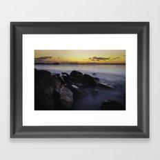 Shoal Bay, New South Wales Framed Art Print
