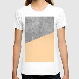 Geometry 101 Orange Sherbet T-shirt