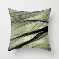 Again the Smoke Throw Pillow