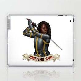 Paladin: Smiting Evil Laptop & iPad Skin