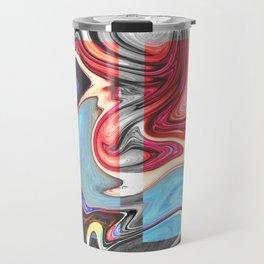 SNARL - BLACK Travel Mug