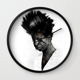 NINA'S NOT DEAD Wall Clock