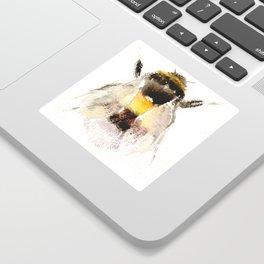 Bumblebee, fuzzy bee Sticker