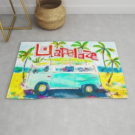 Lollapalooza Beach Rug