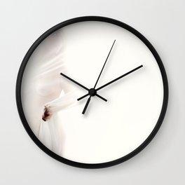 Lani - Nude Model Fine Art Wall Clock