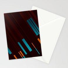Canopus Blue Orange Stationery Cards
