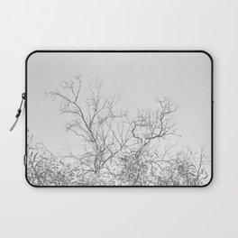 Dark Doom Forest Laptop Sleeve