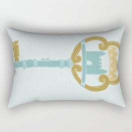 Castle in the Air Rectangular Pillow