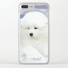 """"""" Spring's Touch """" Clear iPhone Case"""
