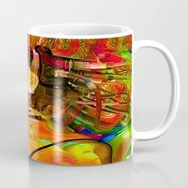 Robot Connection Coffee Mug