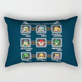 Rogue Masters Rectangular Pillow