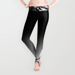 Arbitrary - Badass girl with gun in comic and pop art style Leggings