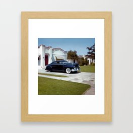 Marcia Campbell '42 Coupe Framed Art Print