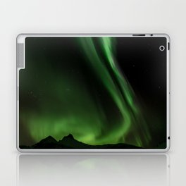 Northern Lights in Norway 05 Laptop & iPad Skin