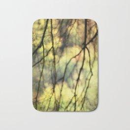 Weeping trees Bath Mat