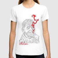 eddie vedder T-shirts featuring Eddie by Alec Goss