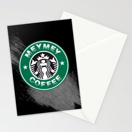 Mey Mey Coffee Stationery Cards