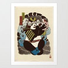 Pantoo Art Print