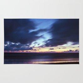 Magic Henne Beach on the West Coast of Denmark Rug