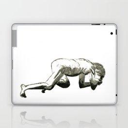 Humble: Figure Drawing Older Man Laptop & iPad Skin