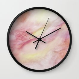 Soft & Fluffy Wall Clock