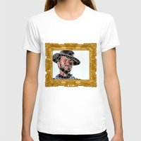 cowboy T-shirts featuring Cowboy by Cesar Peralta
