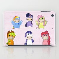 mlp iPad Cases featuring A Boy - Little Pony by Christophe Chiozzi