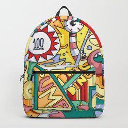 Pin Mania Backpack