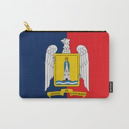 Flag of Valparaiso Carry-All Pouch