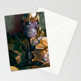 Thanos: Infinity Gauntlet  Stationery Cards