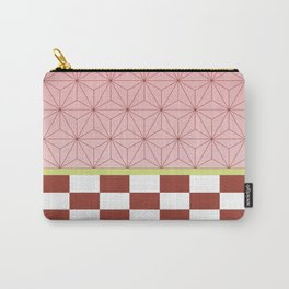 nezuko pattern Carry-All Pouch