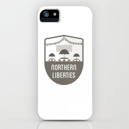 Northern Liberties - Philly Sigils iPhone Case