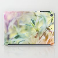 plant iPad Cases featuring Plant by nadja-elli