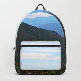 Watercolor Landscape, Windy Gulch 03, RMNP, Colorado Backpack
